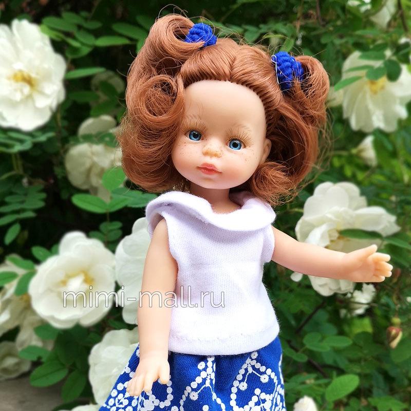 Кукла Триана Мини Подружки Las Amigos Paola Reina 21 см 02102