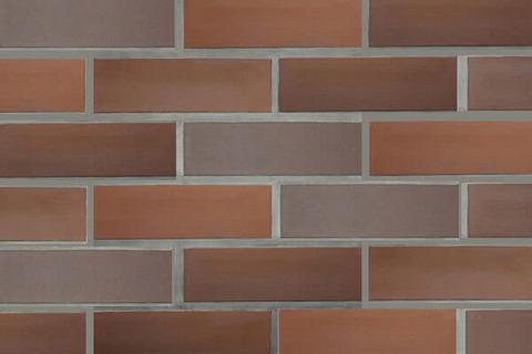 ABC - Feuerland Rotbunt, glatt, 240х71х7, NF - Клинкерная плитка для фасада и внутренней отделки