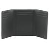 Портмоне Victorinox Altius 3.0 Athens, чёрное, натуральная тиснёная кожа наппа, 9x3x10 см