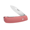 Швейцарский нож SWIZA D01 Standard, 95 мм, 6 функций, розовый