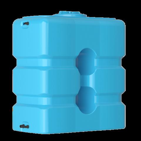 Бак д/воды ATP-1000 (синий) с поплавком Миасс