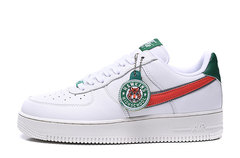 Nike Air Force 1 Low 'White/Red/Green'
