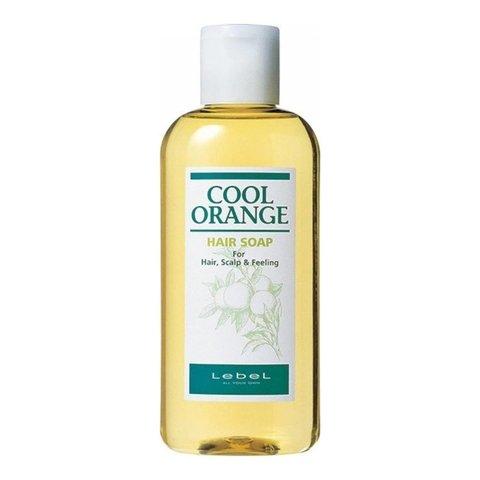 Шампунь для волос LEBEL COOL ORANGE HAIR SOAP SUPER COOL, 200 мл.