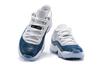 Air Jordan 11 Low 'Navy Blue Snakeskin'
