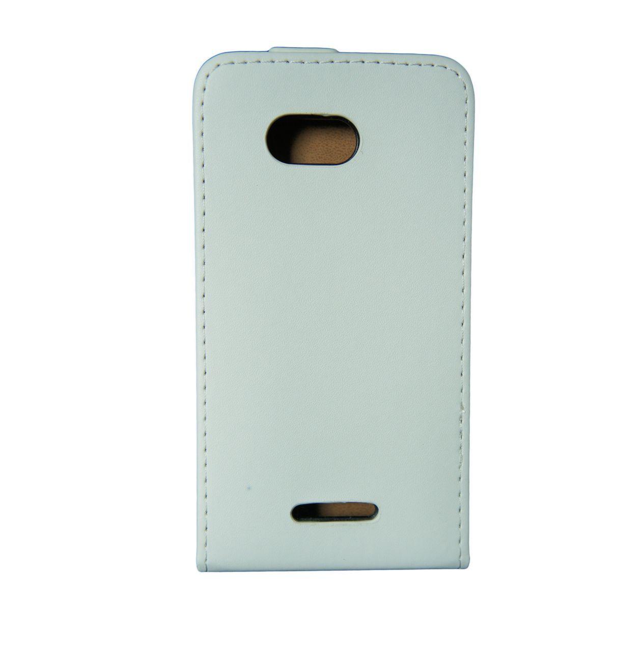 Флиппер белый для смартфона Xperia E4G купить в Sony Centre Воронеж