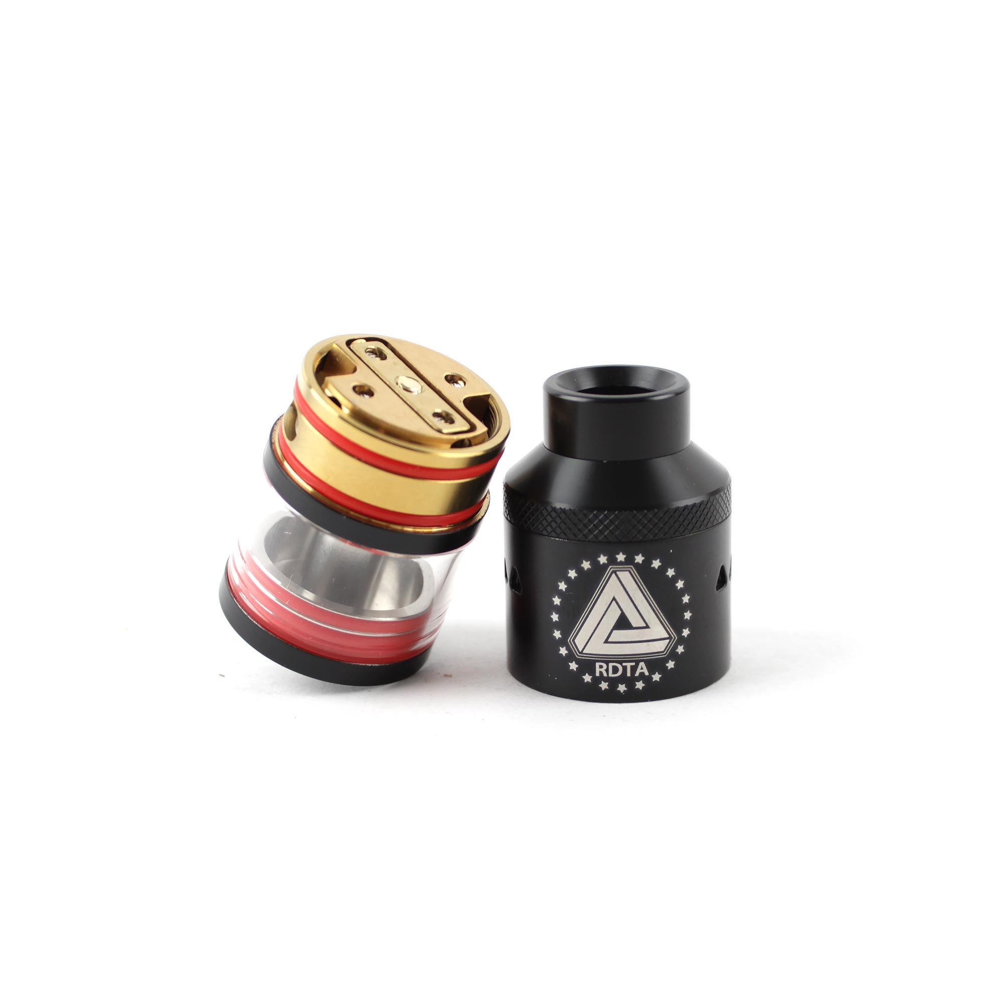 Дрипка New Limitless RDTA (Authentic) со снятым купол