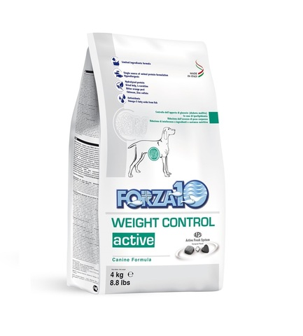 Forza10 Weight Control Active (рыба) 19/7,9