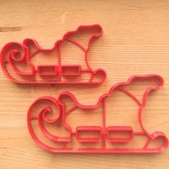 Сани форма для пряника