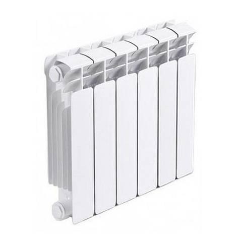 Радиатор биметаллический секционный Rifar Base 350 - 9 секций