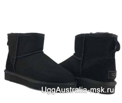 UGG Classic II Mini Black