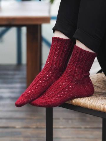 Описание носков Princess Socks