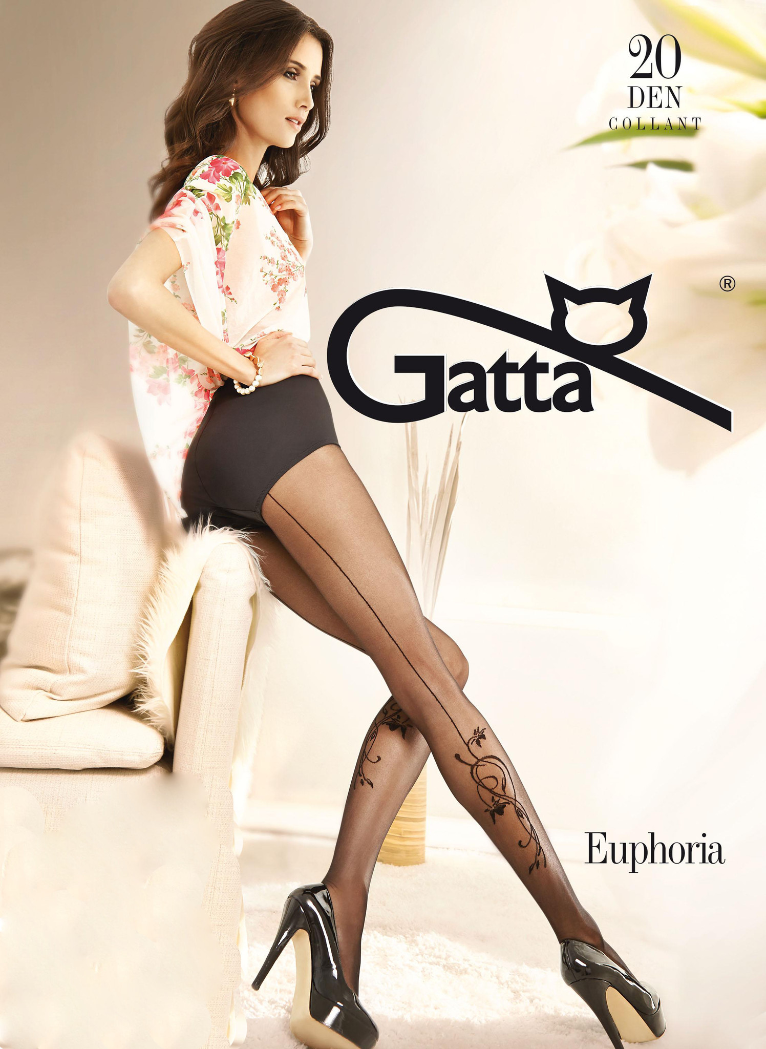 Колготки Gatta Euphoria 10