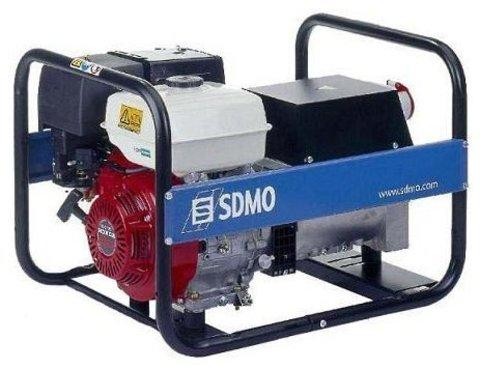 Кожух для бензиновой электростанции SDMO HX5000T C