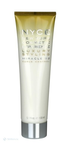 Крем для укладки с микрочастицами золота Luxury Styling Miracle Curl Control 02 — 150 мл
