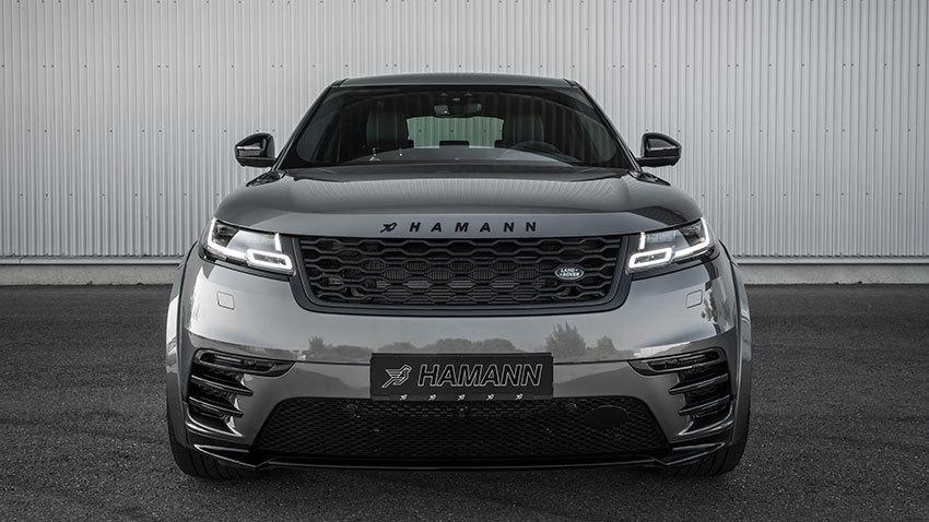 Обвес Hamann для Range Rover Velar