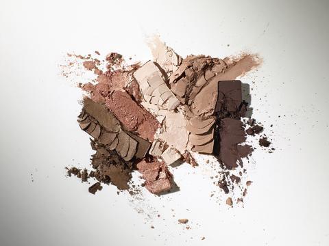 Палетка для макияжа глаз Emphasize Eye Design Palette - Unblinking