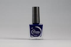 Лак для стемпинга Swanky Stamping №008, синий, ...