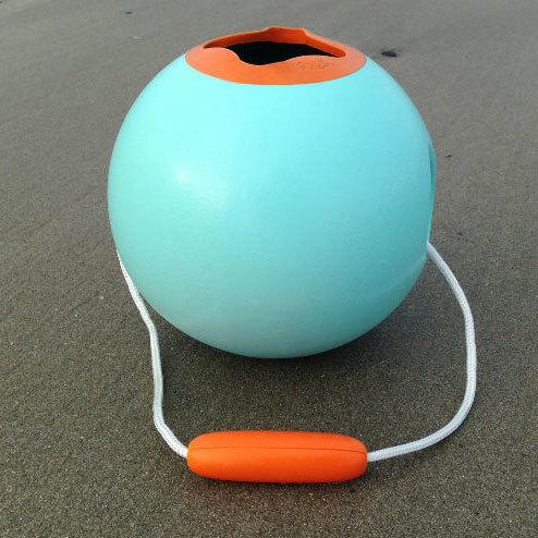Необычное ведёрко Quut Ballo (Vintage Blue)