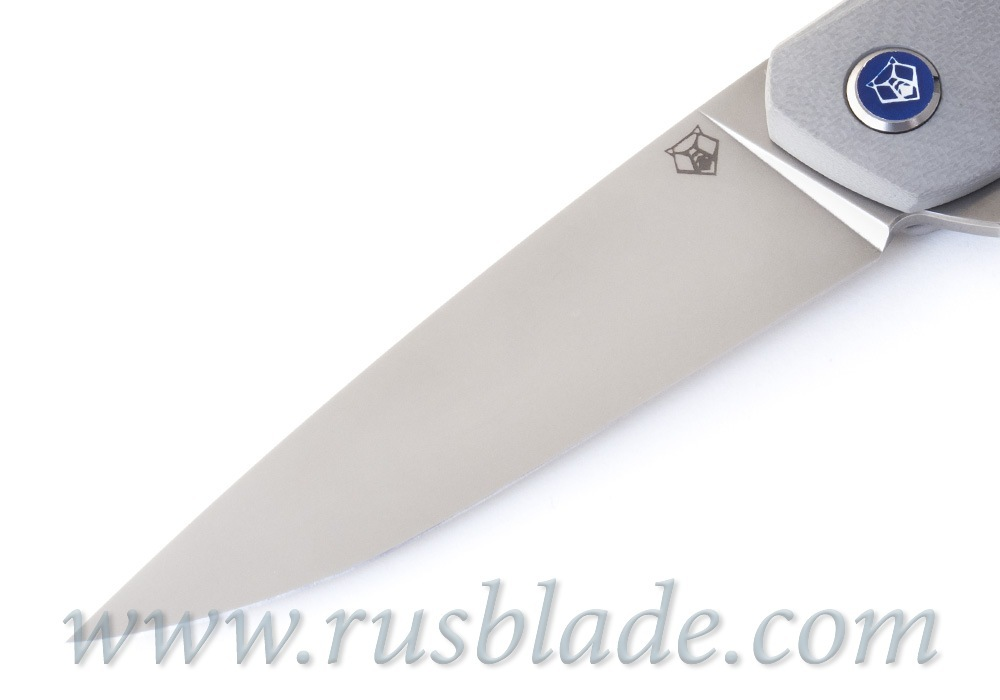 Shirogorov 111 Elmax G10 3D Light-Gray MRBS