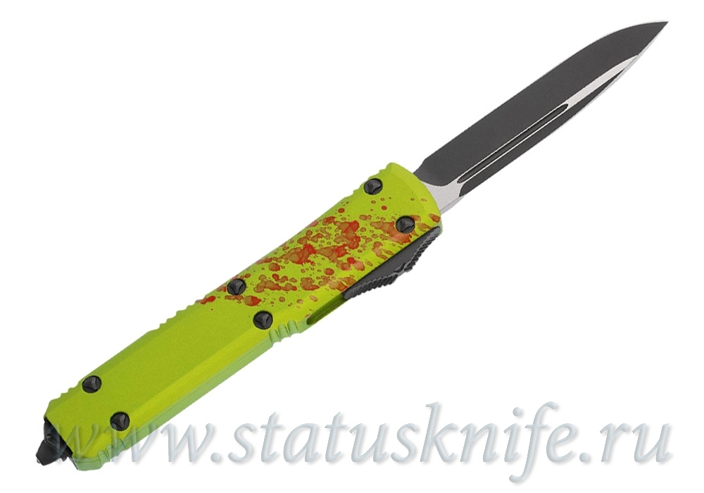 Нож Microtech Ultratech Zombie 121-1Z - фотография