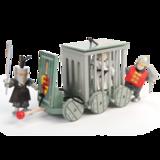 Le Toy Van. Клетка узника