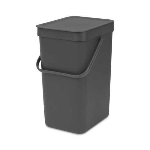 Ведро для мусора SORT&GO 12л, артикул 109805, производитель - Brabantia