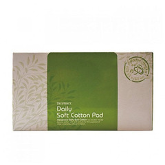 Deoproce Daily Soft Cotton Pad - Хлопковые пады