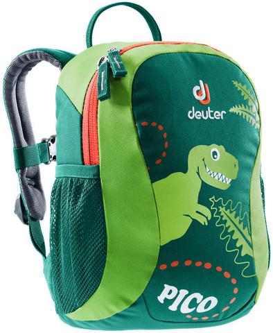 Рюкзаки Deuter Pico alpinegreen-kiwi