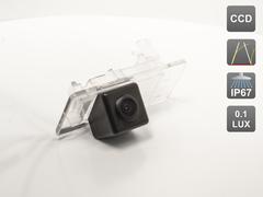 Камера заднего вида для Audi A4 Avis AVS326CPR (#134)