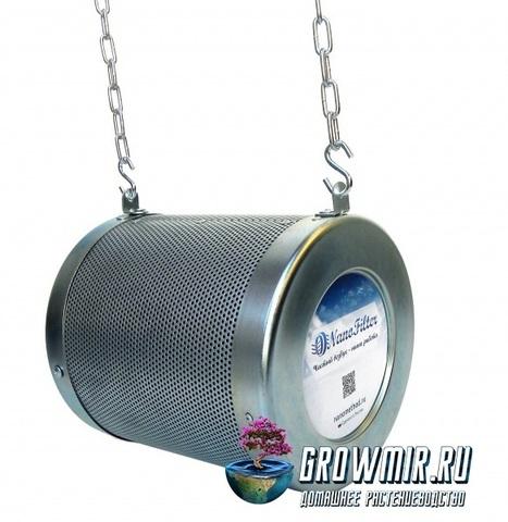 Фильтр угольный Nano Filter XS 170м3/100мм