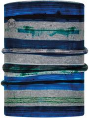 Двойной флисовый шарф-труба Buff Neckwarmer Polar Reversible Alb Multi