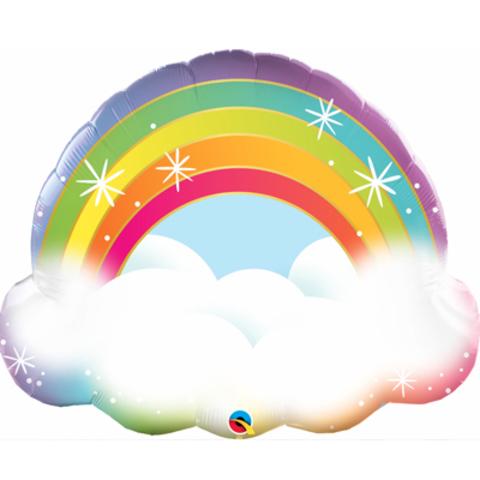 Фигура Радуга в Облаках