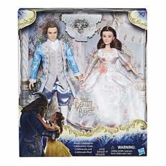 Набор кукол Белль и Принц Коллекционные