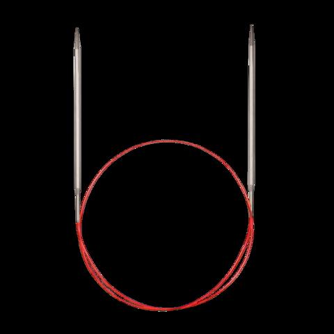 Спицы круговые с удлиненным кончиком, №3.25 , 50 см ADDI Германия арт.775-7/3.25-50.