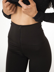 Женские лосины Lion gym PERFECT SILHOUETTE black