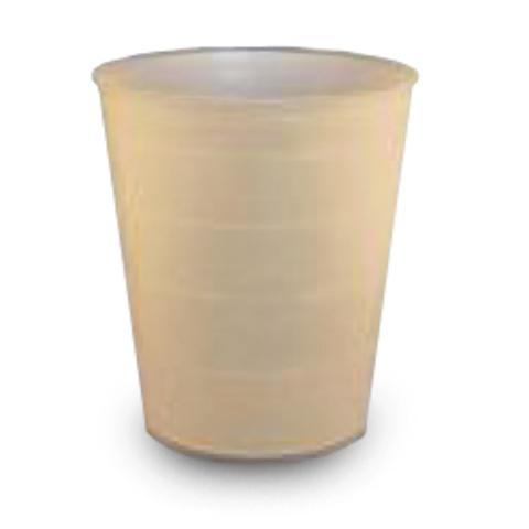 Стакан пластиковый со шкалой 1 л