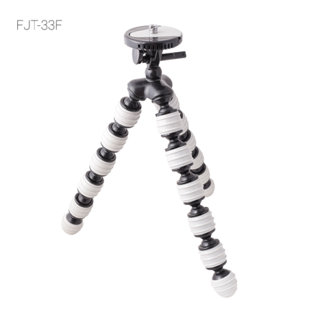 Шарнирный компактный штатив для фото и видеосъёмки Fujimi FJT-33F