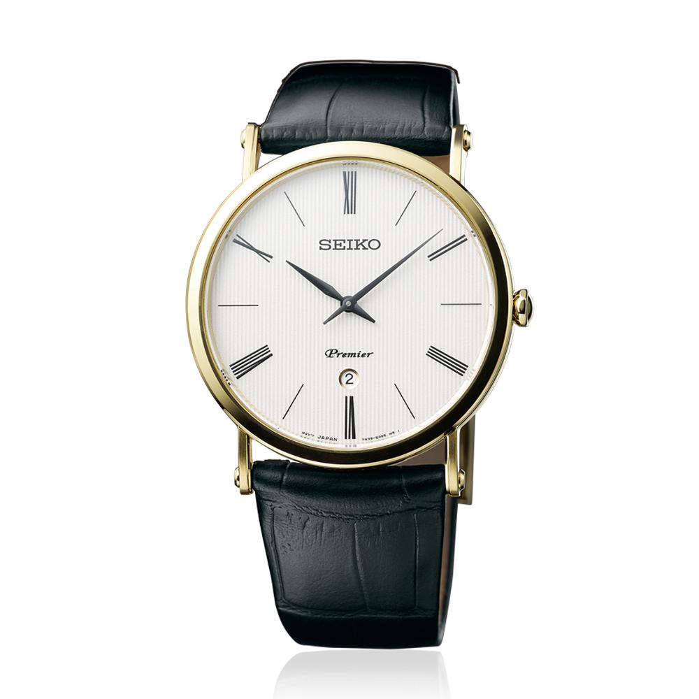 Наручные часы Seiko — Premier SKP396P1