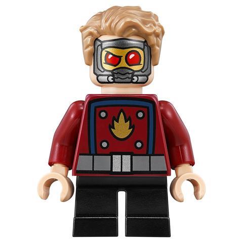 LEGO Super Heroes: Звёздный Лорд против Небулы 76090 — Star-Lord vs. Nebula — Лего Супергерои Марвел