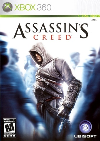 Xbox 360 Assassin's Creed (Classics, русская документация)