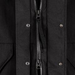 Куртка Alpha Industries  ECWCS Gen I Parka Mod Black (Черная)