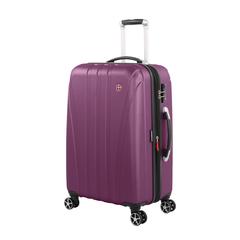 Чемодан Swissgear Tallac, фиолетовый, 46x28x68 см, 65 л