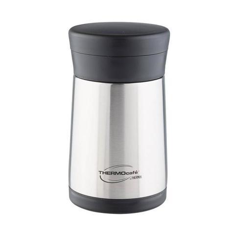 Термос для еды Thermocafe by Thermos XC05-BK SBK (0,5 литра), стальной