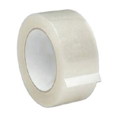 Лента клейкая (скотч) упаковочная прозрачная 48 мм *30 м * 50 мкм