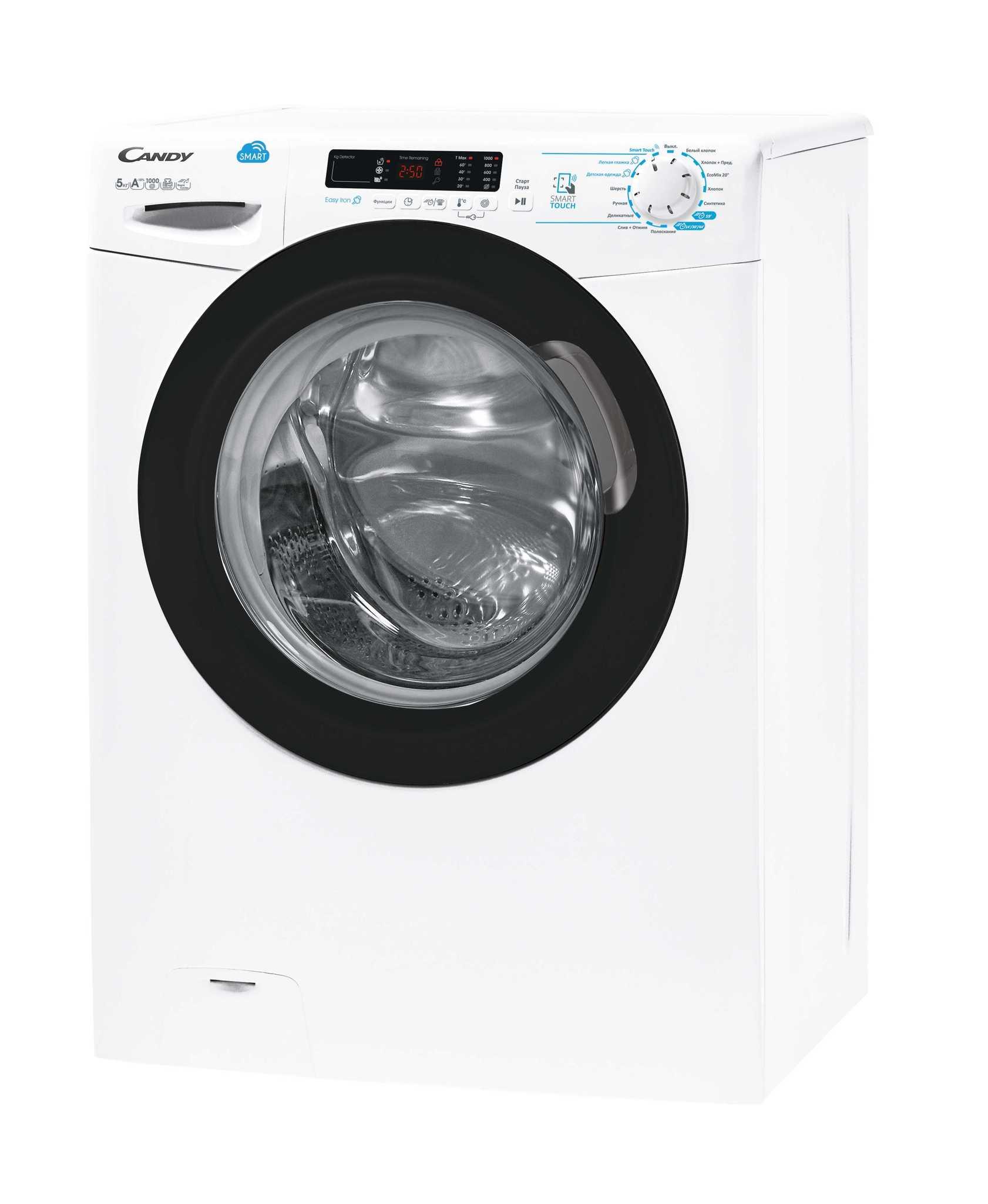 Узкая стиральная машина Candy CSS41052DB1/2-07 фото