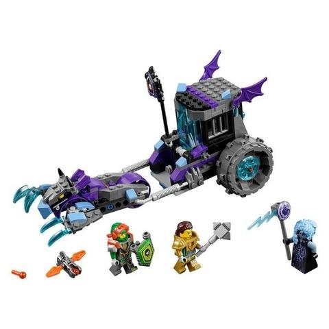 LEGO Nexo Knights: Мобильная тюрьма Руины 70349 — Ruina's Lock & Roller — Лего Рыцари Нексо