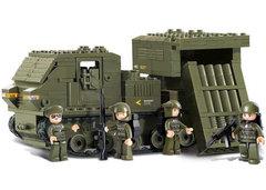 Конструктор серия Армия Ракетный комплекс