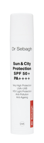 Защитный крем SPF 50 / Sun & City Protection SPF 50