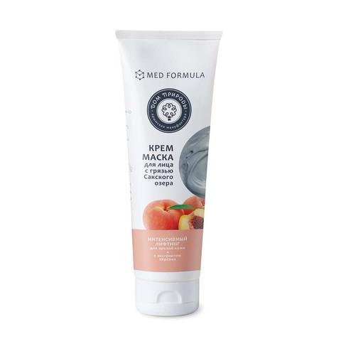 Крем-маска для зрелой кожи лица «Интенсивный лифтинг» с экстрактом персика (тюбик)