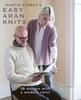 Книга EASY ARAN KNITS Rowan